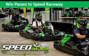 Speed Raceway pass